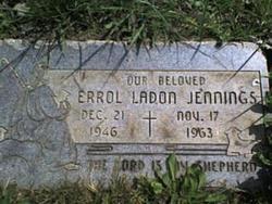 Errol LaDon Jennings