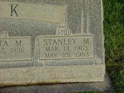 Stanley M. Rock