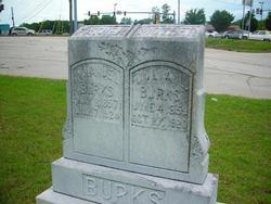 Immanuel M Burks
