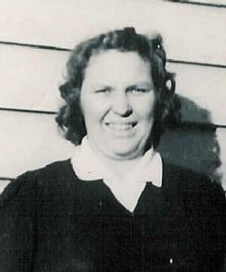 Esther Mae <I>Dickerson</I> Allen