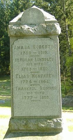 Thankful <I>Sumner</I> Humphrey