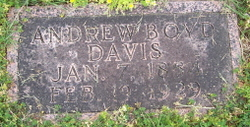 Andrew Boyd Davis
