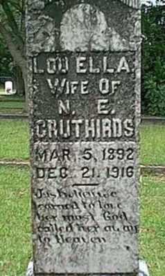 Louella Cruthirds