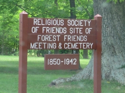 Forest Friends Meeting Cemetery