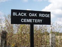 Black Oak Ridge Cemetery
