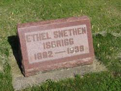 Ethel Mae <I>Martin</I> Sneathen - Isgrigg