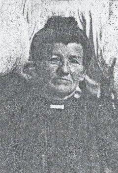 Susan Rebecca <I>Myers</I> Mark