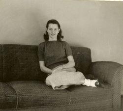 Peggy Ann <I>Yaeger</I> Carver