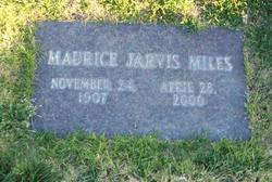 Maurice <I>Jaris</I> Miles