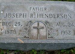 Joseph Robert Henderson