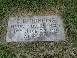 Elam Knox Robbins