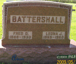 Fred D. Battershall