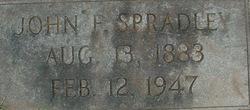John Franklin Spradley