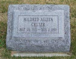 Mildred Aileen Cruser