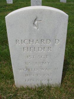 Richard D Fielder