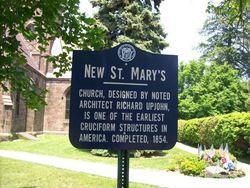 Saint Mary's Episcopal Churchyard