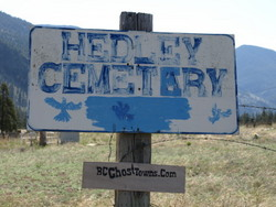 Hedley Cemetery
