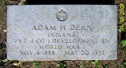 Pvt Adam Hider Dean
