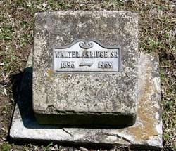 Walter Akridge, Sr