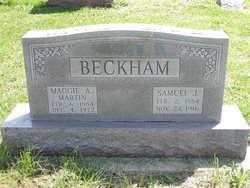Samuel Joel Beckham