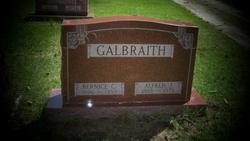 Bernice <I>Moran</I> Galbraith