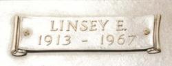 "Linsey Earl ""Lin"" Hartzell"
