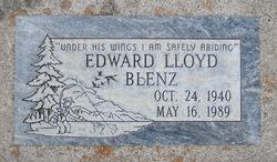 Edward Lloyd Blenz