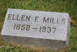 """Ellen Elizabeth """"Ella"""" <I>Fallass</I> Mills"""