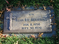 Brian Lee Armstrong