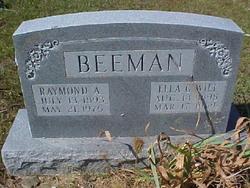 Ella G <I>Wilt</I> Beeman