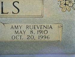 Amy Ruevenia Falls