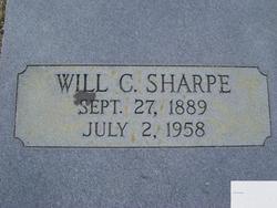 """William C. """"Will"""" Sharpe"""