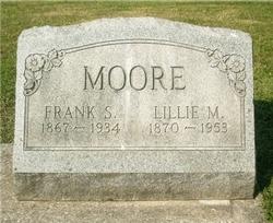 Lillian May <I>McKee</I> Moore