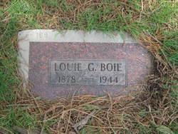 Louie G Boie