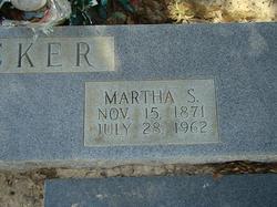 Martha <I>Sloan</I> Tucker
