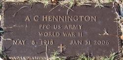 A C Hennington
