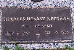 """Charles Hearst """"Chuck"""" Needham"""