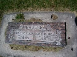 Cornelius Elmer Baxter