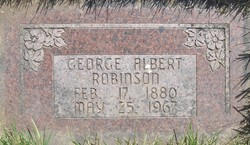 George Albert Robinson