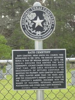 Bath Community Cemetery