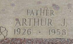 """Arthur James """"Art"""" Bisch"""