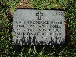 Marion Louise Beyer