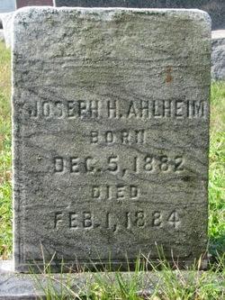 Joseph H. Ahlheim