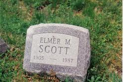 Elmer M. Scott