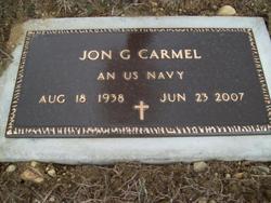 Jon G. Carmel