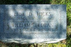William J Dean