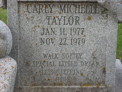 Carly Michelle Taylor