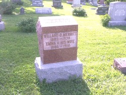 Emma V. Merritt