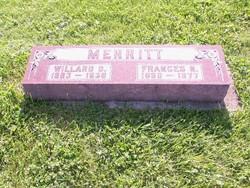 Frances N. <I>White</I> Merritt