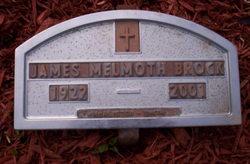 James Melmoth Brock